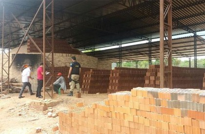 Dono de cerâmica é autuado por infringir leis trabalhistas