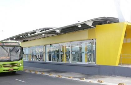 Strans aumenta frota de ônibus no sistema de integração