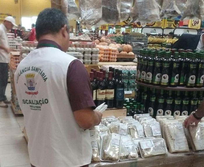 Vigilância Sanitária fiscaliza alimentos vendidos na Quaresma