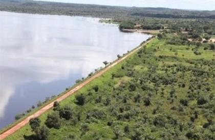 Após intervenção, nível de água da Barragem do Bezerro...