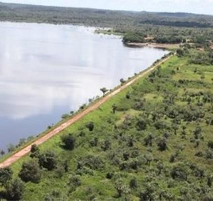 Após intervenção, nível de água da Barragem...