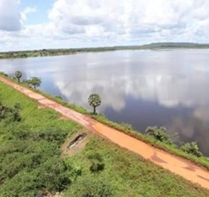 Barragem do Bezerro passará por obras de...