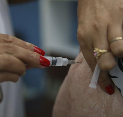 Campanha de vacinação contra a gripe inicia...