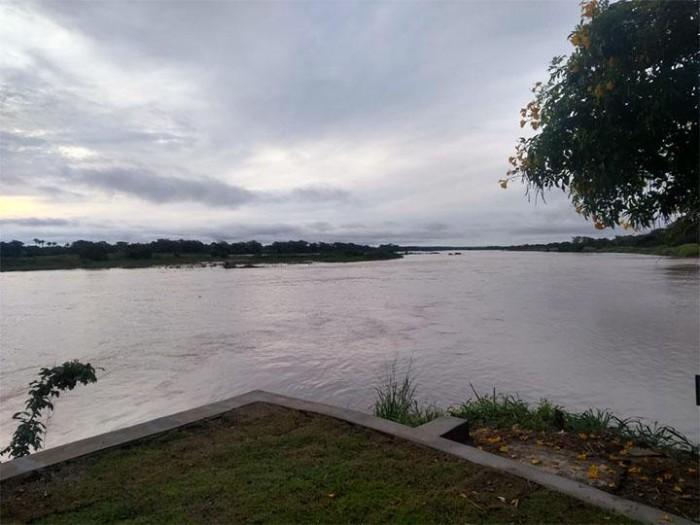 Defesa Civil monitora nível da água dos rios Poti e Parnaíba