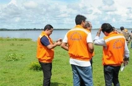 Governo toma medidas para barrar vazamento da barragem de...