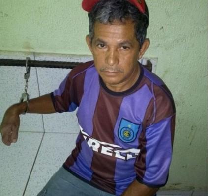 Homem é preso acusado de estuprar uma...