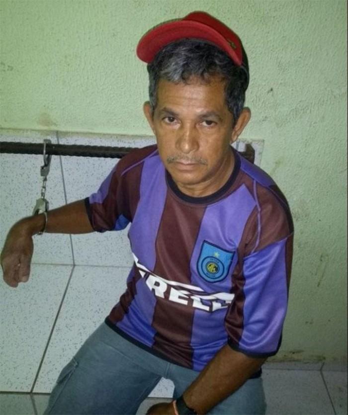 Homem é preso acusado de estuprar uma criança de 10 anos em Parnaíba