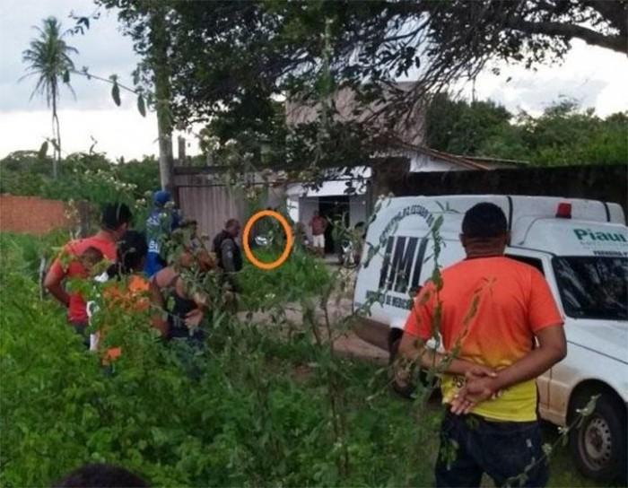 Homem morre após cair de telhado de residência em Parnaíba
