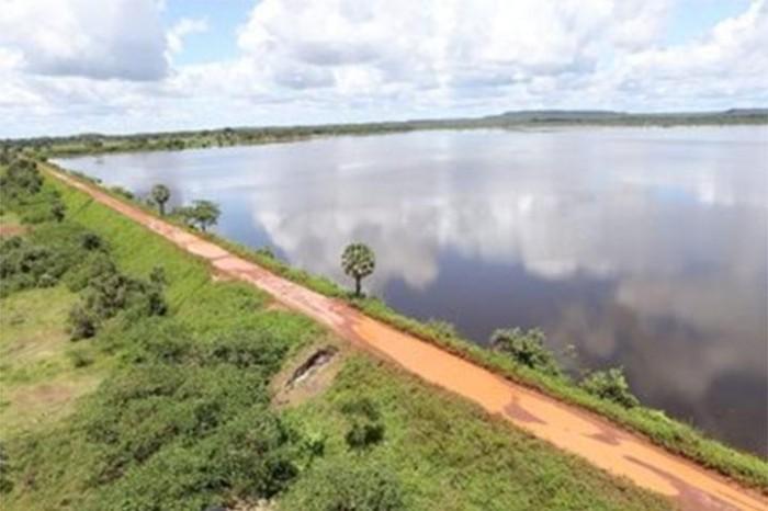 Barragem do Bezerro: Idepi diz que não há mais risco de rompimento