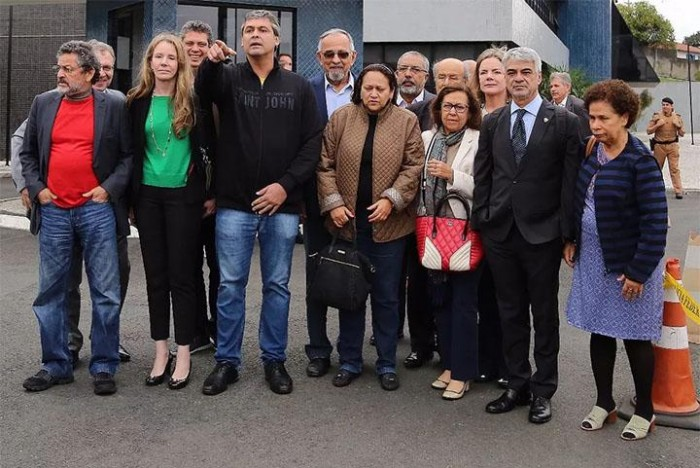 Juiza nega visitas de Deputados, Dilma Rousseff e outros políticos a Lula