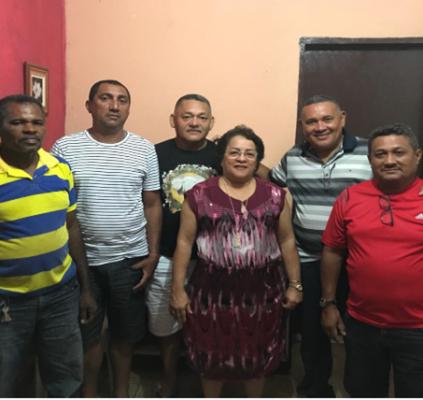 Lideranças do PROS Timon declaram apoio à...