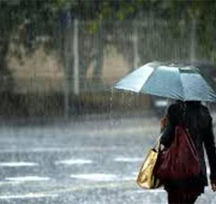 Meteorologia prevê chuvas com menor intensidade para...