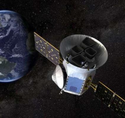 Novo satélite lançado pela NASA buscará novos...
