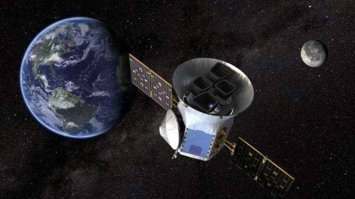 Novo satélite lançado pela NASA buscará novos planetas