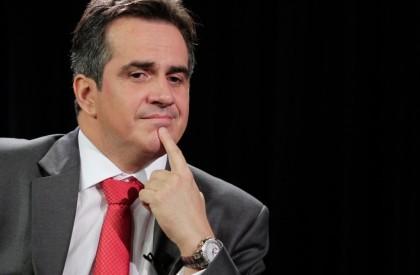 Operação: PF apreende R$ 200 mil na casa de Ciro Nogueira