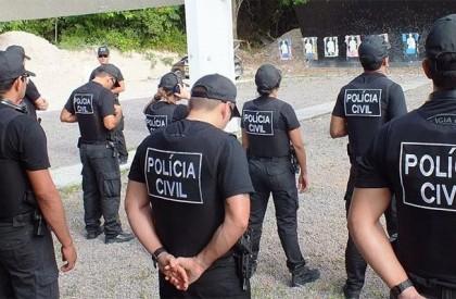 Polícia Civil: inscrições para concurso público iniciou nesta segunda...