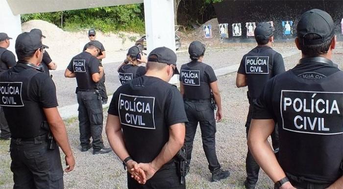 Polícia Civil: inscrições para concurso público iniciou nesta segunda (16)