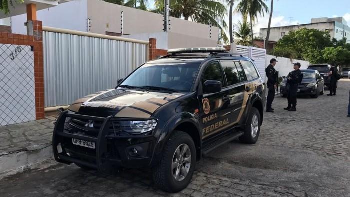 Prefeito e vereadores de Cabedelo-PB são presos pela PF