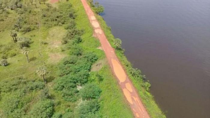 Prefeito pediu ao governo manutenção de barragem em 2017