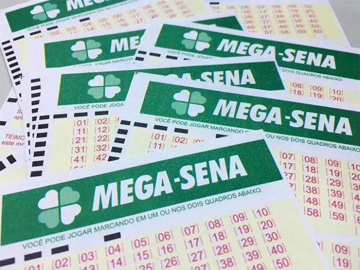Quatro apostas acertam a Mega-Sena acumulada de R$ 40milhões