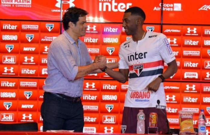 São Paulo paga R$ 3 mi por jogador uruguaio com contrato no fim