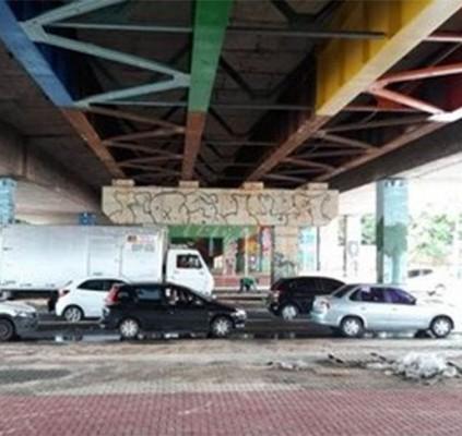 Transito sob a ponte JK será interditado...