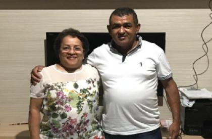 Vereador declara apoio à pré-candidatura de Prof. Socorro