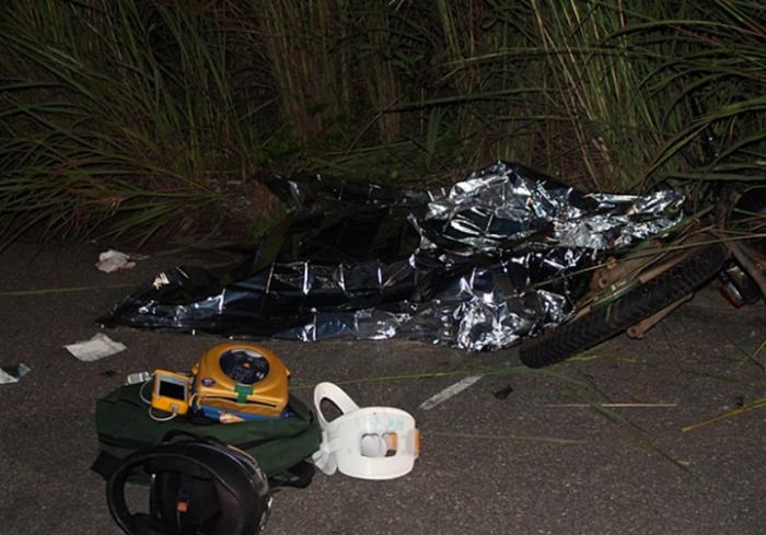 Acidente entre Amarok e moto deixa um morto na BR-343