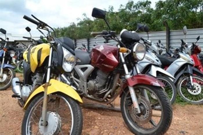 Detran leiloa 189 veículos em Teresina, Parnaíba, Floriano e Picos.