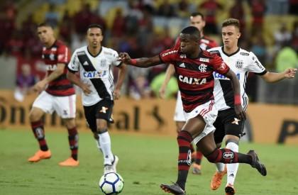 Flamengo empata com a Ponte e avança na Copa...