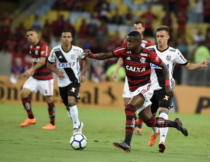 Flamengo empata com a Ponte e avança na Copa do Brasil