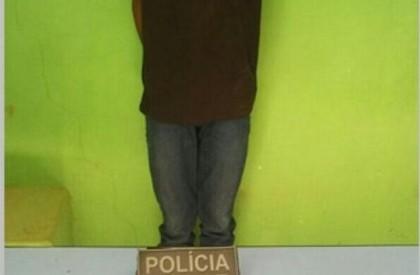 Menor é apreendido com arma e 2 kg de maconha em Marcolândia