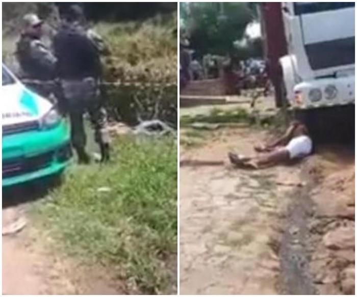Pai e filho são mortos durante troca de tiros em Floriano