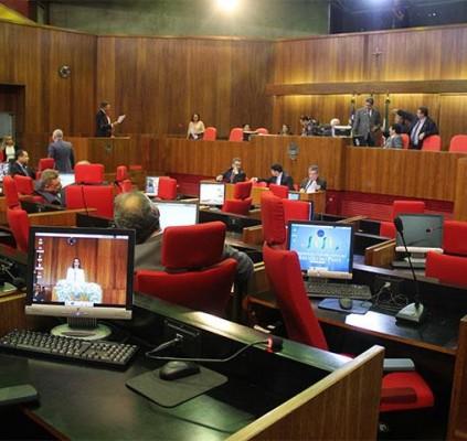 Plenário aprova reajustes salariais para servidores estaduais