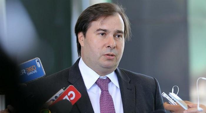 Rodrigo Maia diz que Congresso não aprovará aumento de impostos