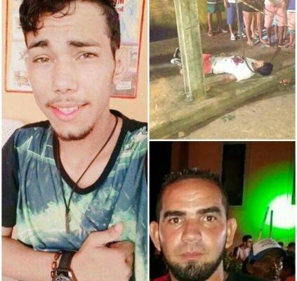 Três homem são mortos na mesma noite...