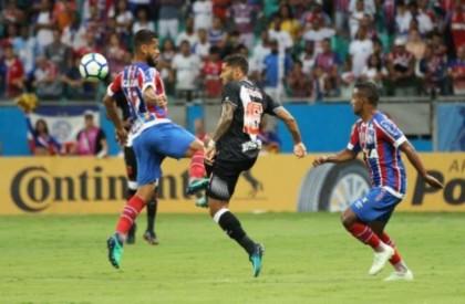 Vasco falha e é goleado por 3 a 0...