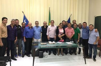 Caxias: 15 vereadores devem apoiar Zé Gentil e Paulo Jr
