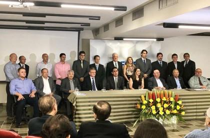 Francisco Reinaldo, da Construtora Boa Vista, assume a presidência do Sinduscon