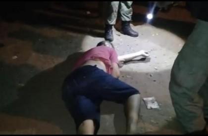 Homem é morto com 5 tiros na zona urbana de José de Freitas