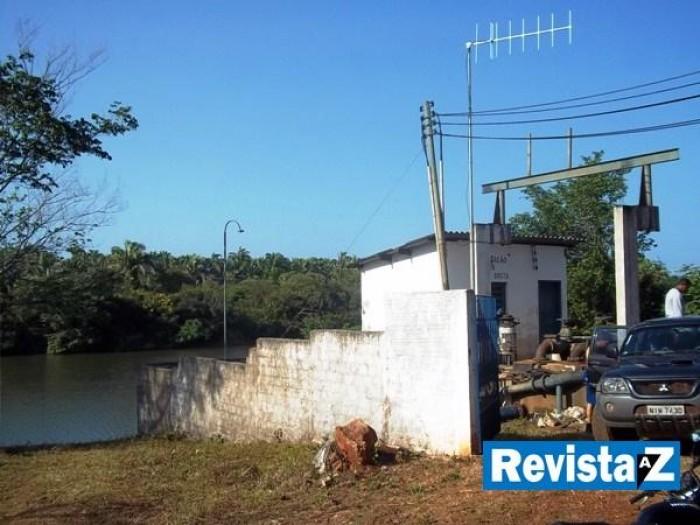 Homem morre eletrocutado ao roubar fiação de estação da Agespisa