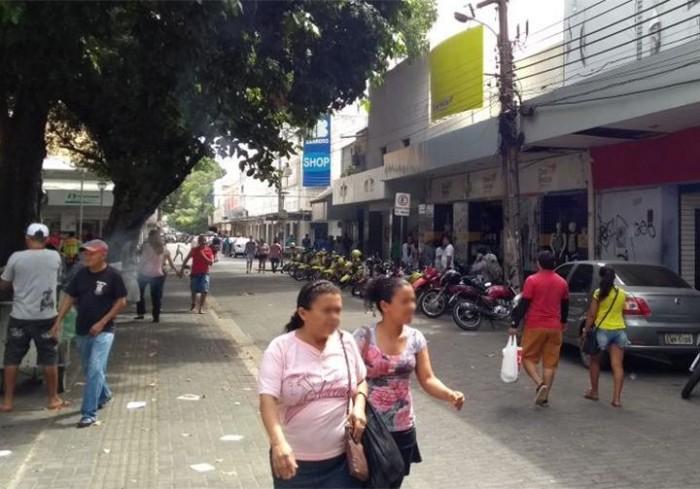Lojas terão funcionamento normal na segunda (02) em Teresina