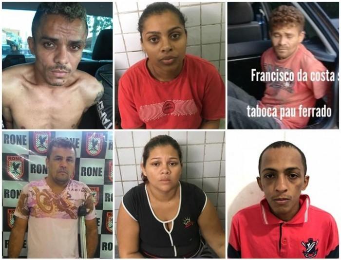 Operação cumpre mandados e seis pessoas são presas em Teresina