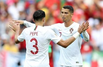 Portugal vence com gol de Crisitano e elimina Marrocos