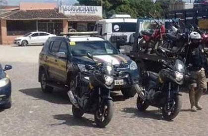 PRF realiza Operação Duas Rodas na região centro sul do Piauí