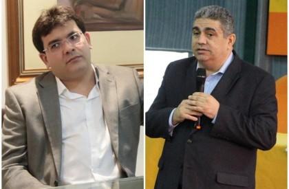 Rafael Fonteles se afasta da Sefaz e auditor assume a pasta
