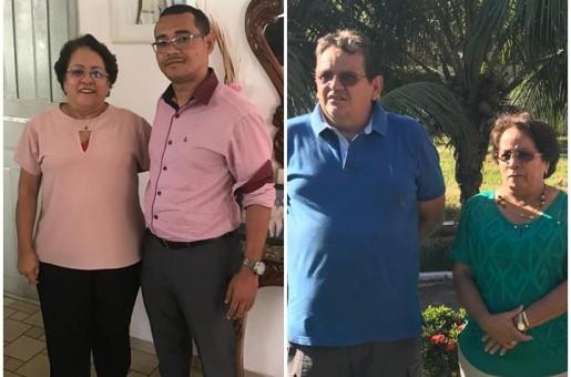 Ramon e vereador Kaká declaram apoio a Prof. Socorro