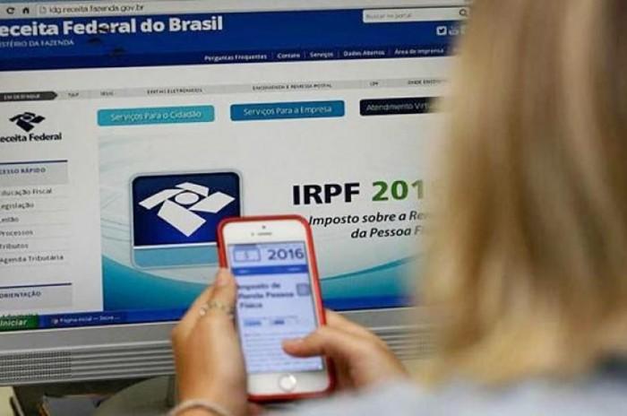 Receita libera consulta a primeiro lote de restituição do IR 2018