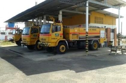 Resolução da Anac retira bombeiros do Aeroporto de Parnaíba