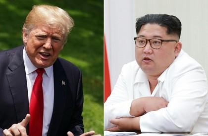 Trump receberá carta escrita pelo ditador Kim Jong-un